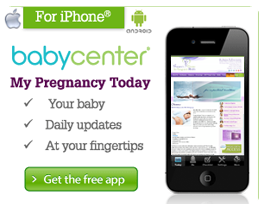 The Baby Center Mobile App